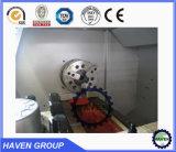 기우는 침대 CNC Lathe/CE CNC 선반 살아있는 장식새김