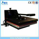 TシャツのためのX-Y001A世代別クラムシェルの熱の出版物機械