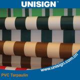 Ignifuge bâche PVC