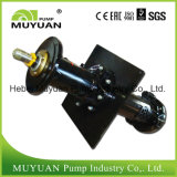 Waste Water Underflow Handlign Vertical Sump Slurry Pump