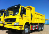 Sinotruk HOWO 7 6X4 판매를 위한 무거운 덤프 트럭