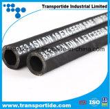 Draht-Spirale-Schlauch SAE-R12 für hydraulischen Schlauch
