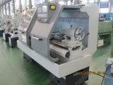 편평한 침대 CNC 선반 기계 (CLK6150P)