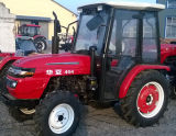 Trator e equipamento de exploração agrícola da movimentação da roda do uso 40HP 4 da exploração agrícola mini