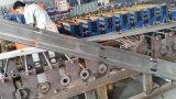 Máquina de dobra de quadro de porta para porta de construção