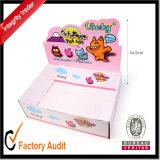 Kundenspezifischer Qualitäts-Papier-Geschenk-Großhandelskasten, Papierbeutel, Schaukarton, verpackenkasten (LP020)