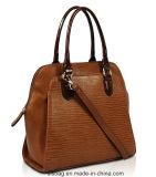 新しい方法トカゲパターンPUの上のハンド・バッグ