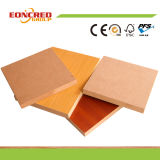MDF laminado papel de la melamina 4X8