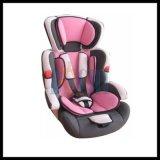 HDPE de Zetel van de Miniatuurauto van de Stof Voor 9-30kg Baby met het Extra Kussen van de Zetel