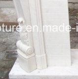 Горячий камин мрамора высокого качества сбывания при высеканная рука (SY-MF148)