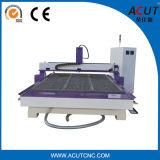 高品質MDFのプラスチックアクリルのための木製CNCのルーターの切断の彫版機械