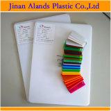 Zurechtgeschnittenes Farben-Acrylplexiglas-Plastikblatt 2mm 3mm 6mm 8mm