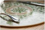 Esteira de tabela quente impressa de venda quente do serviço do alimento do desenho de papel da amostra livre