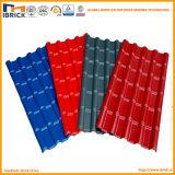 De kleurrijke Asa van de Tegel van de Hars van het Dakwerk Synthetische Tegels van het Dak
