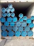 Tubo de acero del API 5L ERW, tubo de acero en ASTM A53 GR. B, tubo de acero de Psl1 X42 ERW