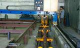 Llama del cortador de tubo de la placa del CNC y cortadora del plasma