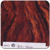 Yingcai 1m広いタケ木製パターンPVA水溶性のフィルム