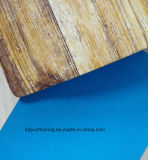 Qualité avec le plancher commercial de PVC de prix concurrentiel