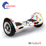 Самокат Hoverboard собственной личности колеса дюйма 2 пакгауза 10 Германии балансируя