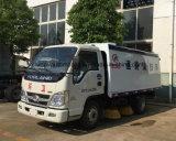 Carro de la limpieza del camino del barrendero de calle de LHD 3000L 4X2 para la venta