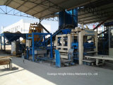 Tijolo concreto e bloco de Hfb5150A que fazem a máquina