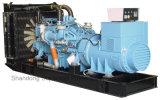MTU-Generator-Set-Fabrik der Reserveleistungs-1320kw/1700kVA
