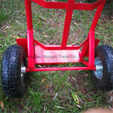Heavy Duty Garden Metal Two Wheel Hand Trolley (HT-1830)