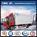 Cimc Huajun 4*2 gekühlter LKW
