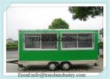 Фургоны трейлеров уступке кухни югурта панели перлы