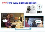 Macchine fotografiche senza fili di WiFi P2p di inclinazione della vaschetta del IP