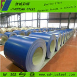 중국에 있는 30-275G/M2 색깔에 의하여 입히는 강철 코일 PPGI
