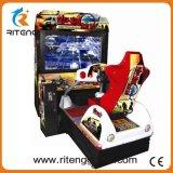 Видеоигры участвуя в гонке автомобиля управлять имитатор для центра игры