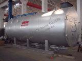 産業ガスおよびディーゼル石油燃焼の蒸気ボイラ(WNS)
