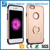 Caixa por atacado do telefone de Alibaba Caseology com o suporte do anel de dedo para o iPhone 6 /6 mais