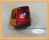 테일 또는 정지 또는 우회 신호 반사체 램프 Lt 102
