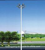 単一の管の鋼鉄電気通信タワーはすべて使用できる大きさで分類する