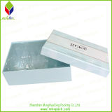Papel de regalo cosmético de la belleza caja de empaquetado