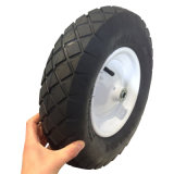 16inch 16X4.00-8 Pneumatic Inflatable Rubber Wheel