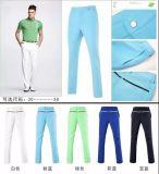 ゴルフ長ズボンOEMは余暇のズボンを遊ばす