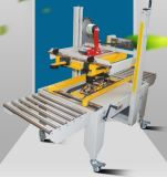 Fxj-6050 Carton Box Packing and Strapping Sealing Machine
