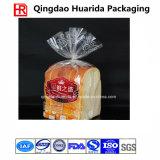 Sacchetto su ordinazione del pane di BOPP, sacchetto trasparente dell'imballaggio del pane