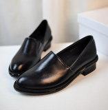 여자 하이힐 및 신사 사업 Shoeszg-P-5080/Zg-I-5220의 단화 발바닥을%s 높 경도 그리고 중간과 고밀도 PU 수지