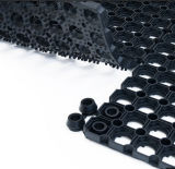 Meilleur qualité Antislip Rubber Grass Matting