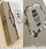 Perfect BindinのBinding WayのSimplity Book