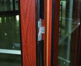 Portas de dobradura americanas da entrada do estilo (WJ-FD001)