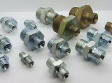Adaptateur hydraulique modifié de boyau avec l'acier inoxydable (5T)
