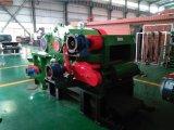 Машина барабанчика машинного оборудования лесохозяйства деревянная откалывая