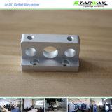 精密機械化の部品が付いている習慣CNCの製粉の部品