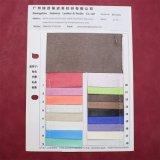 Silk Oberflächenentwurf synthetisches PU-Leder für Beutel-Schuh-Notizbuch