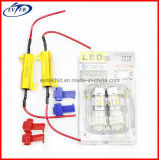 bulbos 3157 do diodo emissor de luz do poder superior de 700lm 2835 SMD, 7443, 1157